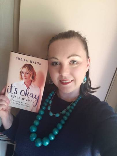 Sheila Walsh Its Okay book